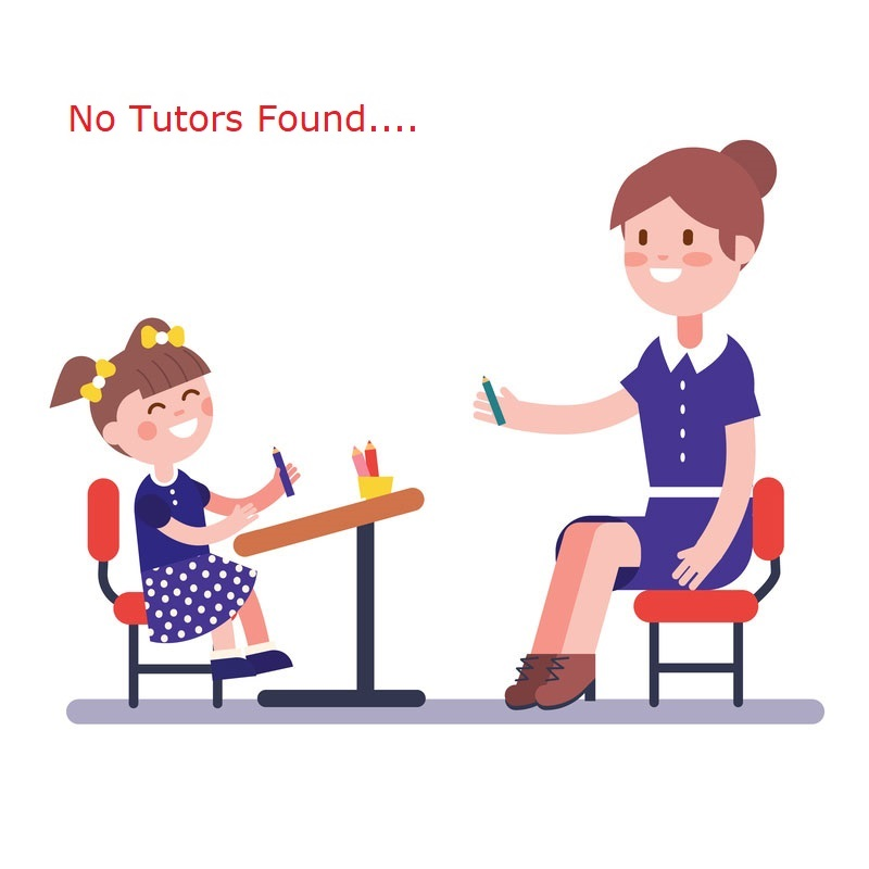 No Tutors Found